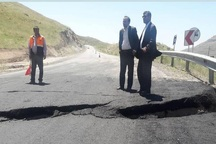 جاده گیوی - خلخال تا اطلاع ثانوی مسدود شد