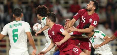 قطر از مرحله یکچهارم نهایی جام ملتهای آسیاحذف می شود؟
