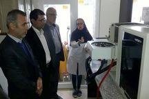 آزمایشگاه همکار استاندارد غرب مازندران در نوشهر افتتاح شد