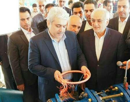 بهره برداری و کلنگ زنی877 طرح با 5 هزار میلیارد ریال اعتبار ماحصل هفته دولت در مازندران
