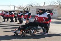 زنگ مهمانی و رنگ مهربانی در 2 مدرسه بشردوست قزوین برگزار شد