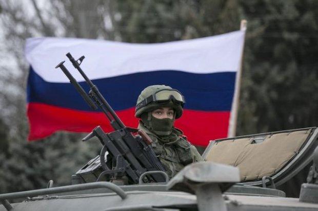ساخت لباس نامرئی برای سربازان روسی