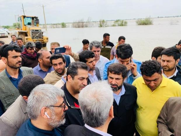 تشریح آخرین وضعیت ارسال ماشینآلات کمکی از کرمان به خوزستان