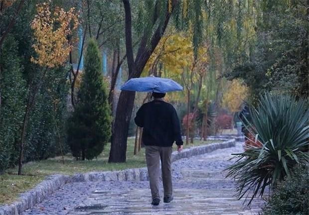 بارش های پراکنده در آذربایجان غربی ادامه دارد
