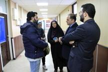 دیدار  مدیرکل میراث فرهنگی گیلان  با خانواده هنرمند صنایع دستی