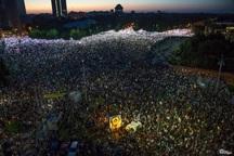 تصاویر/ تداوم اعتراضات ضد فساد دولتی در رومانی