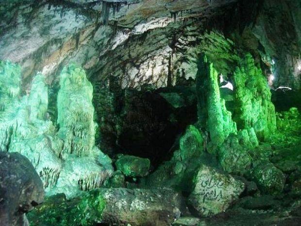 غارآهکی دربند مهدیشهر، بزرگترین غار میراث دوره سوم زمینشناسی