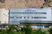 بیمارستان سوانح و سوختگی کرمانشاه با حضور وزیر بهداشت افتتاح شد