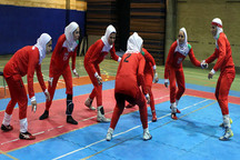 بانوان قزوینی به اردوی تیم ملی کبدی دعوت شدند