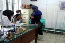 خدمترسانی کاروان سلامت احسان به مردم سیلزده استانهای شمالی
