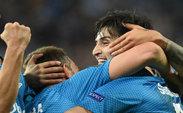 ستاره ایرانی زنیت بهترین بازیکن هفته لیگ اروپا شد