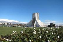 هوای تهران برای سیزدهمین روز متوالی پاک است