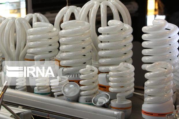 امحای ۲.۵ تن لامپ مستعمل جیوه ای توسط شرکت توزیع نیروی برق تبریز