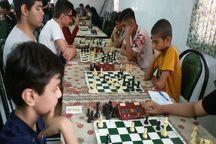نفرات برتر مسابقات شطرنج ۵ استان کشور در کازرون معرفی شدند