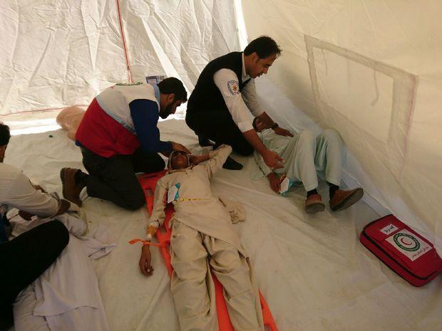مانور زلزله و ایمنی در مدارس ایرانشهر برگزار شد