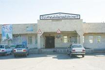 کلینیک تخصصی بیمارستان شهید بهشتی چالدران به بهره برداری رسید