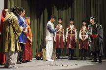 نمایش 'ساری گلین' در شاهین دژ به روی صحنه می رود