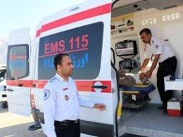 خدمات دهی اورژانس مازندران به 141 بیمار