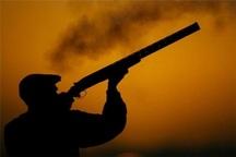 6 شکارچی غیرمجاز در مشهد دستگیر شدند