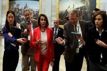 مخالفت دموکرات ها با حضور ترامپ در کنگره
