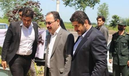 فرماندار: گزارش ها از روند تکمیل فاز دوم تصفیه  خانه رشت امیدوارکننده است