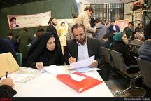 رقابت ۸۳۶ نفر در انتخابات شهر و روستاهای شهرستان ری