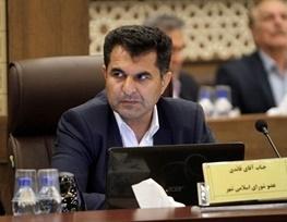 ناوگان حمل و توزیع کالا  در شیراز تا پایان سال سامان می یابد