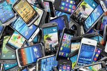 یک میلیارد و 100 میلیون ریال گوشی قاچاق در دیواندره کشف شد