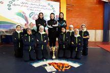 دختران آذربایجانشرقی قهرمان پیکارهای کونگ فو کشور شدند