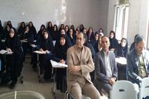 آموزش ضمن خدمت 770 معلم حق تدریسی در هرمزگان