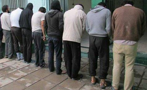 ۱۰جاعل بزرگ ملکهای بدون مالک در شمال تهران دستگیر شدند