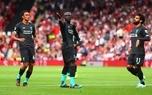 برد سخت لیورپول در هفته دوم لیگ برتر انگلیس