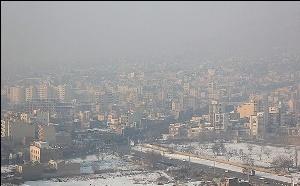 اجرای طرح LEZ برای کنترل آلودگی هوای تبریز از 15 آذرماه
