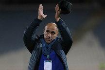 منصوریان: داور جان استقلال را گرفت  گسترش از این بازی یک امتیاز میخواست