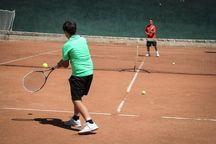 پیکارهای تنیس قهرمانی آینده سازان کشور در یزد آغاز شد
