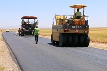 شیب 322 کیلومتر از جاده های استان مرکزی اصلاح شد