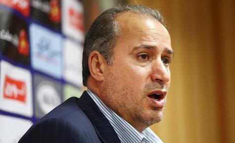 اظهارات تاج درباره سرمربی تیم ملی