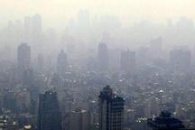 هوای مشهد برای گروههای حساس در وضعیت هشدار قرار گرفت
