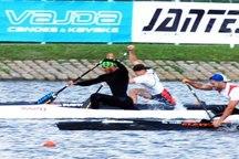 عنوان ششمی کاپ 2 جهانی آبهای آرام به ورزشکار گلستانی رسید