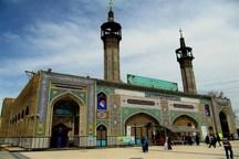 آستان امامزاده بی سر در میامی منزلگاهی مناسب برای چهار میلیون زائر
