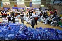 سالن تختی همدان آماده جمع آوری کمکهای مردمی به سیل زدگان است