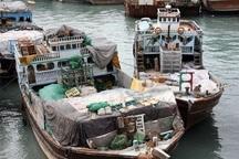 چهار شناور حامل سوخت قاچاق در آبهای خوزستان توقیف شدند