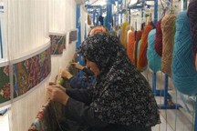 کرمانی ها 190تخته فرش دستباف به  حضرت زهرا اهدا کردند