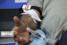 مردم خوزستان ۲ هزار و ۵۰۰ واحد خون هدیه کردند