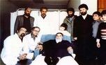 آیا معاینه های پزشکی از بیماری خاصی در بدن امام خبر می داد؟
