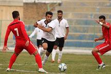تیم فوتبال 90 ارومیه با یک روز تمرین مقابل گل گهر ظاهر شد