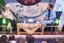 اخراج آقای دوربینی توسط حجت الاسلام و المسلمین قرائتی