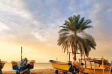 سواحل بکر جاسک هرمزگان در انتظار گردشگران نوروزی است