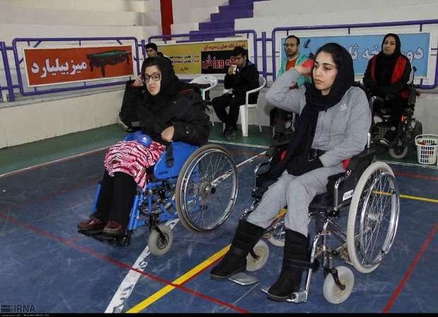 برترین های مسابقات جانبازان خراسان شمالی معرفی شدند
