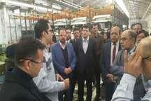 12 هیات خارجی از شهرک های صنعتی قزوین بازدید کرده اند